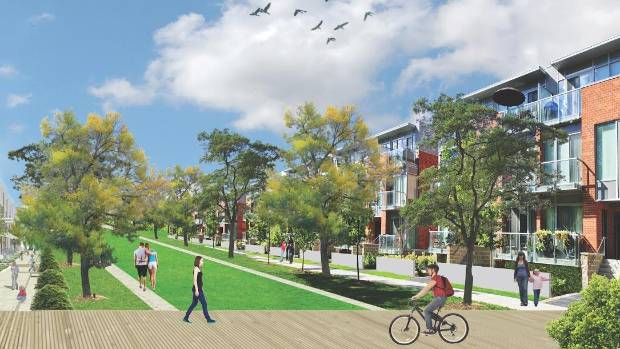 LIVEABLE CITY: A vibrant community must appeal to all residents by providing safety, an attractive environment and mix ...