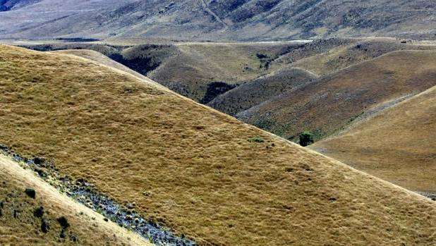 A PLACE TO HIDE: The New Zealand high country.