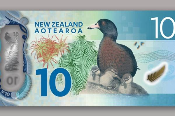 Back of the new $10 banknote.