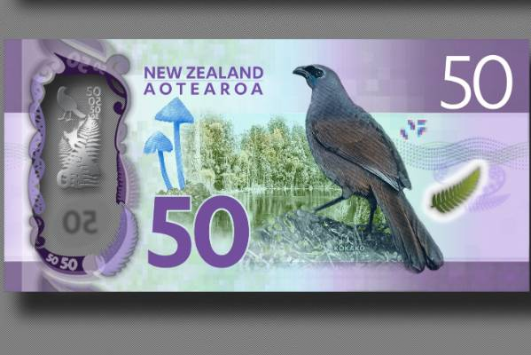 Back of the new $50 banknote.