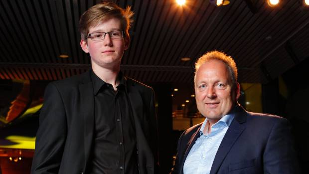 Aiming high: Matthew Strawbridge, who turned his struggle with dyslexia into a successful website, was offered an ...