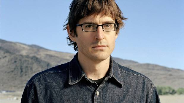 Documentary maker Louis Theroux