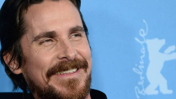 Christian Bale ate pies to help him gain weight for his new movie role.