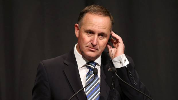 NO FIGHTING: Prime Minister John Key has ruled out sending combat troops to Iraq.