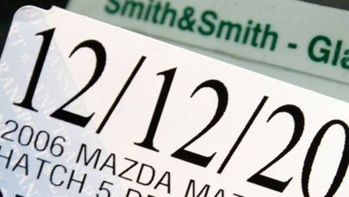 How much will your car registration cost after July 1