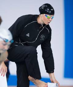 WITHDRAWAL: Ongoing coaching issues at Swimming NZ have seen leading Kiwi Lauren Boyle pull out of next week's World ...