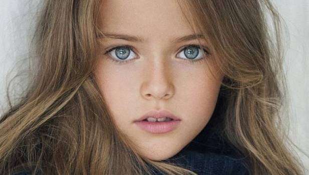 shortly after turning 10 kristina pimenova has signed her first