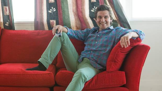 Matt Chisholm: 'The only show I can't miss is Country Calendar.'