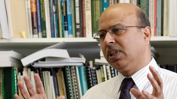 TARGETED: Federation for Islamic Associations of NZ (FIANZ) president Dr Anwar Ghani told MPs new anti-terror ...