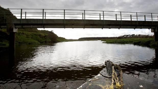 WASTEWATER DEBATEL: The Manawatu River.