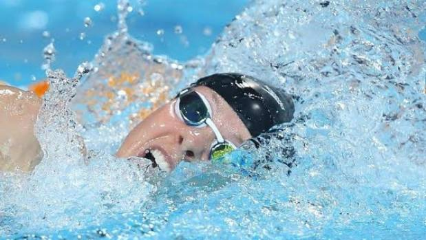 GROWING CONCERN: New Zealand swimmer Lauren Boyle has spent six months without a coach.