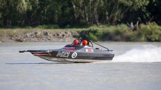 National Jet Boat Champ Victorious On Waimakariri Stuffconz