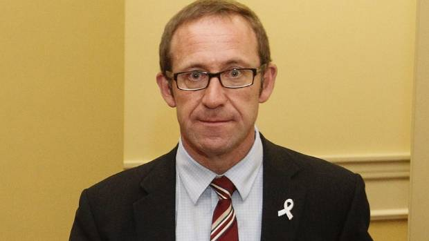 ANDREW LITTLE: Labour agreed there was a security risk that had to be dealt with.