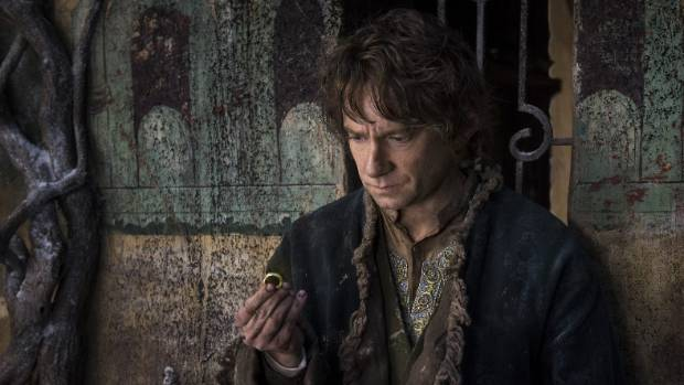 ONE RING: A student has been suspended for threats of sorcery his father assured the school the boy is not capable of.
