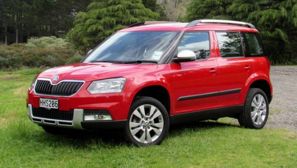 Nothing abominable about Skoda's Yeti   Stuff.co.nz