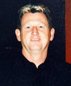 KILLED: Terry Martin Smith, 55, suffered petrol burns to about 30 per cent of his body.