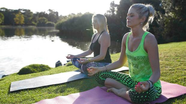 FEELING ZEN: The festival promises to get your life back in balance.