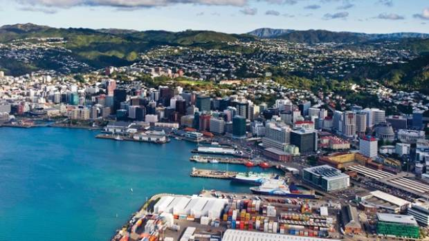 Wellington, it's going to be a super-city.