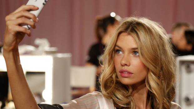 Stella Maxwell has been crowned the fairest of them all.