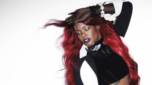 Azealia Banks claims Russell Crowe racially abused her.