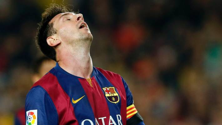 d523610e95b Messi yellow card rescinded by Spanish federation