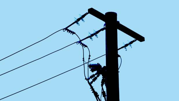 The Crash Caused A Fault Thats Expected To Leave Some Residents Without Power Until 10pm On