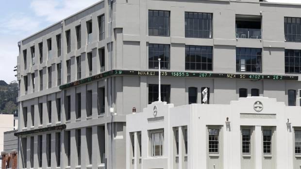 NZX HQ Wellington