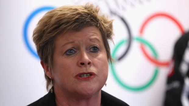 New Zealand Olympic Committee boss Kereyn Smith.