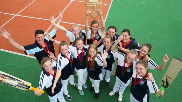 Berkley Girls Cruise To National Cricket Title Stuffconz