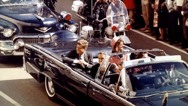 Tranche of JFK assassination records includes testimony from KGB defector