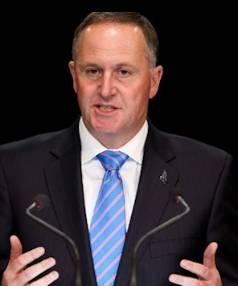 PM: John Key