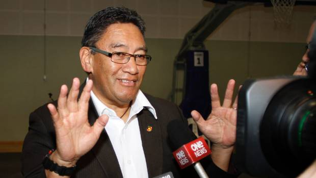 Mana Party leader Hone Harawira is hoping for a comeback in 2017 after losing his seat to Labour in 2014.