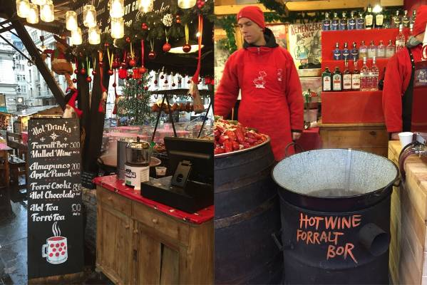 Mulled Wine Christmas Market.Six Must Try Foods From Europe S Christmas Markets Stuff Co Nz
