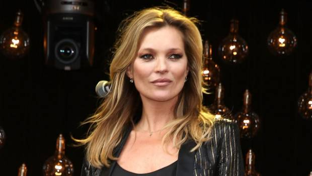 Let's be honest - Kate Moss can wear whatever the heck she wants.