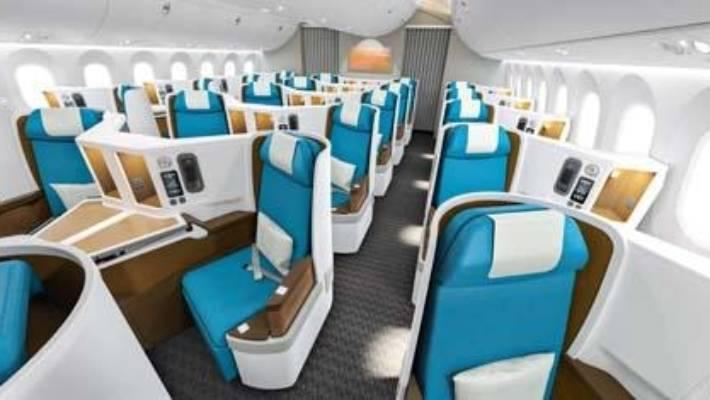 Boeing 787 Dreamliner seats: Luxury seats causing delays | Stuff co nz