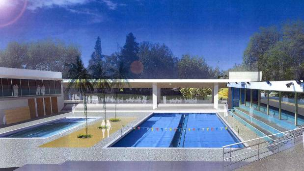 Swimming against the council tide for Pool design hamilton