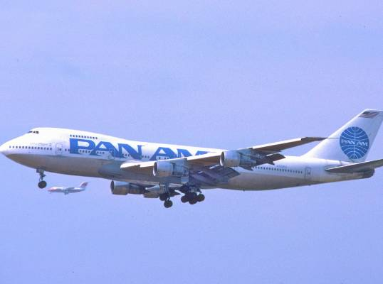Although Braniff may have been the most daring, nothing tops Pan Am in cultural significance. As America's flag carrier, ...