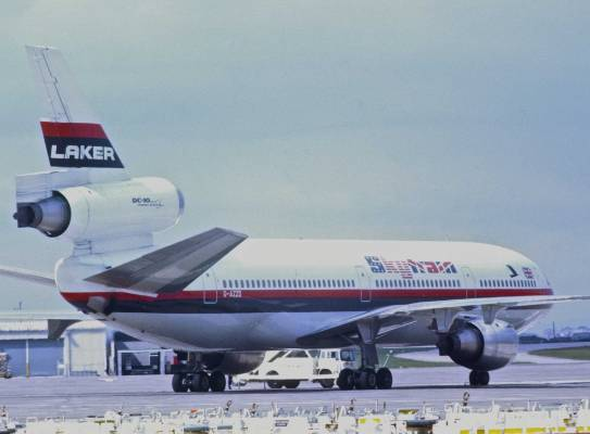 Before Richard Branson and Virgin, there was Freddy Laker and Skytrain. As the rebels of British aviation, Skytrain ...