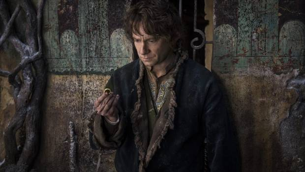 Tolkieneditor says Bilbo (played by Martin Freeman) was rendered absent for large portions of the final two films.