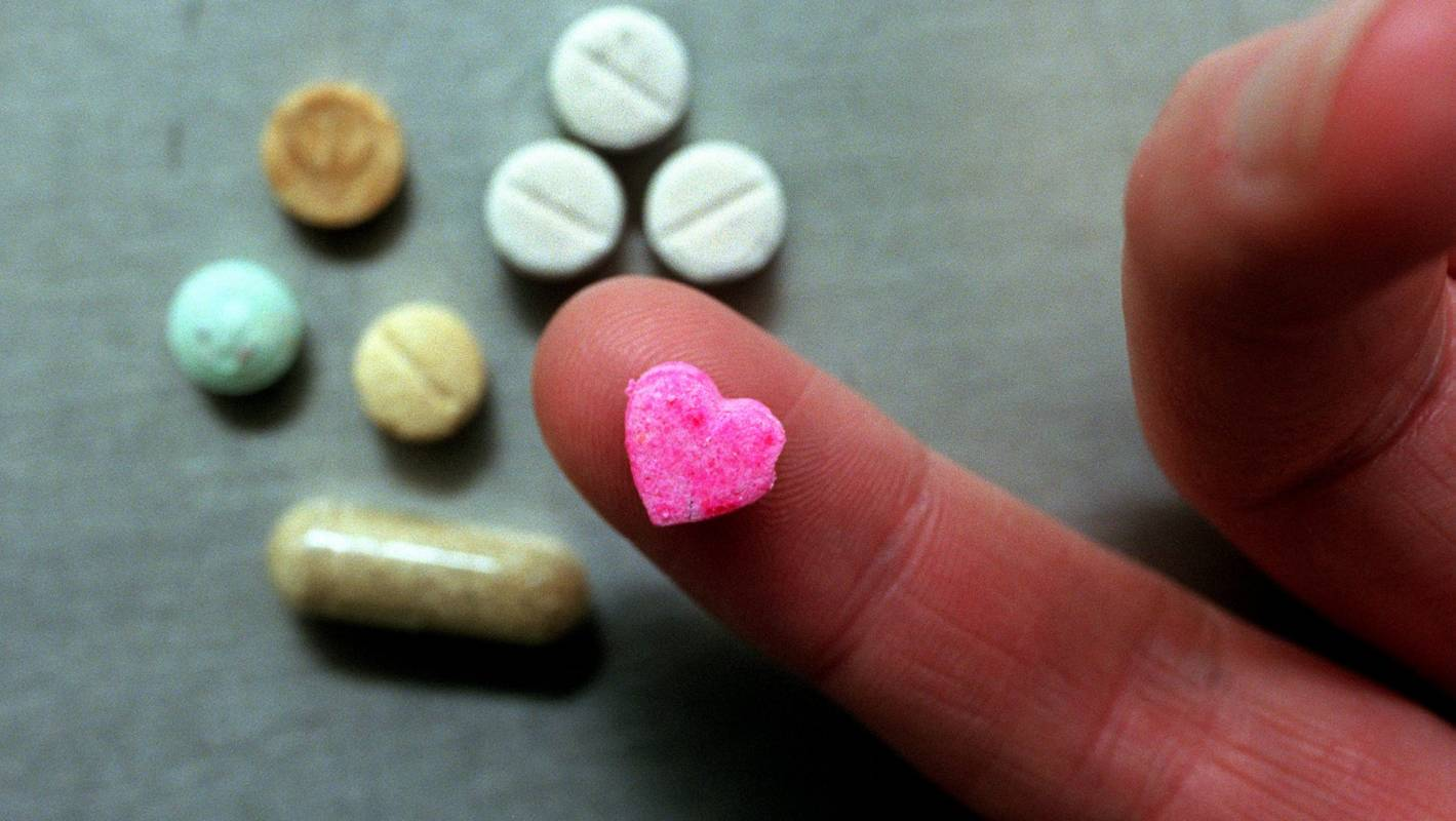 Students can check their drugs at Otago Orientation