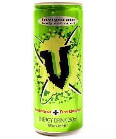 Eight pallets of V energy drinks stolen   Stuff.co.nz