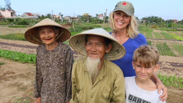 Vietnam has come a long way as a family destination