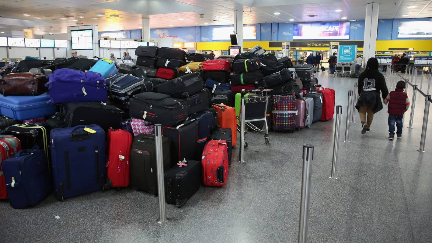 Passenger S Lost Luggage Delivered After 20 Years Stuff
