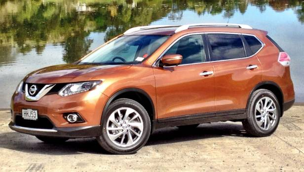 Our Top Cars Of A Tale Of Two Nissan Suvs Stuff Co Nz