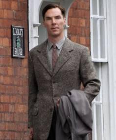 CODE BREAKER: Benedict Cumberbatch stars as Alan Turing in The Imitation Game.