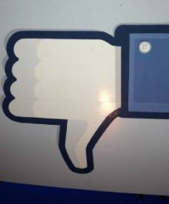 Thumbs down: It's the best of times and the worst of times for Facebook.