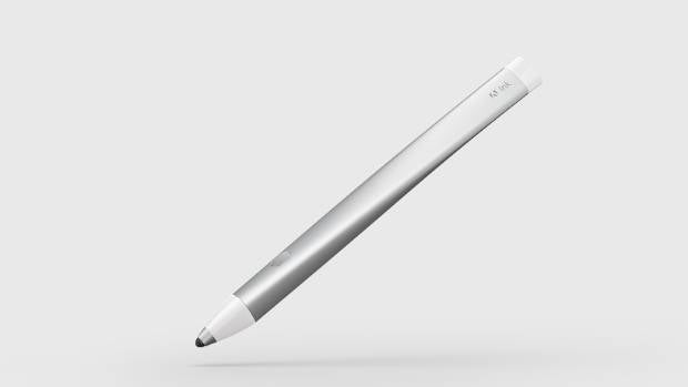 WRITE DEVICE: Apple's pen could draw on any surface and send the data to your device wirelessly.
