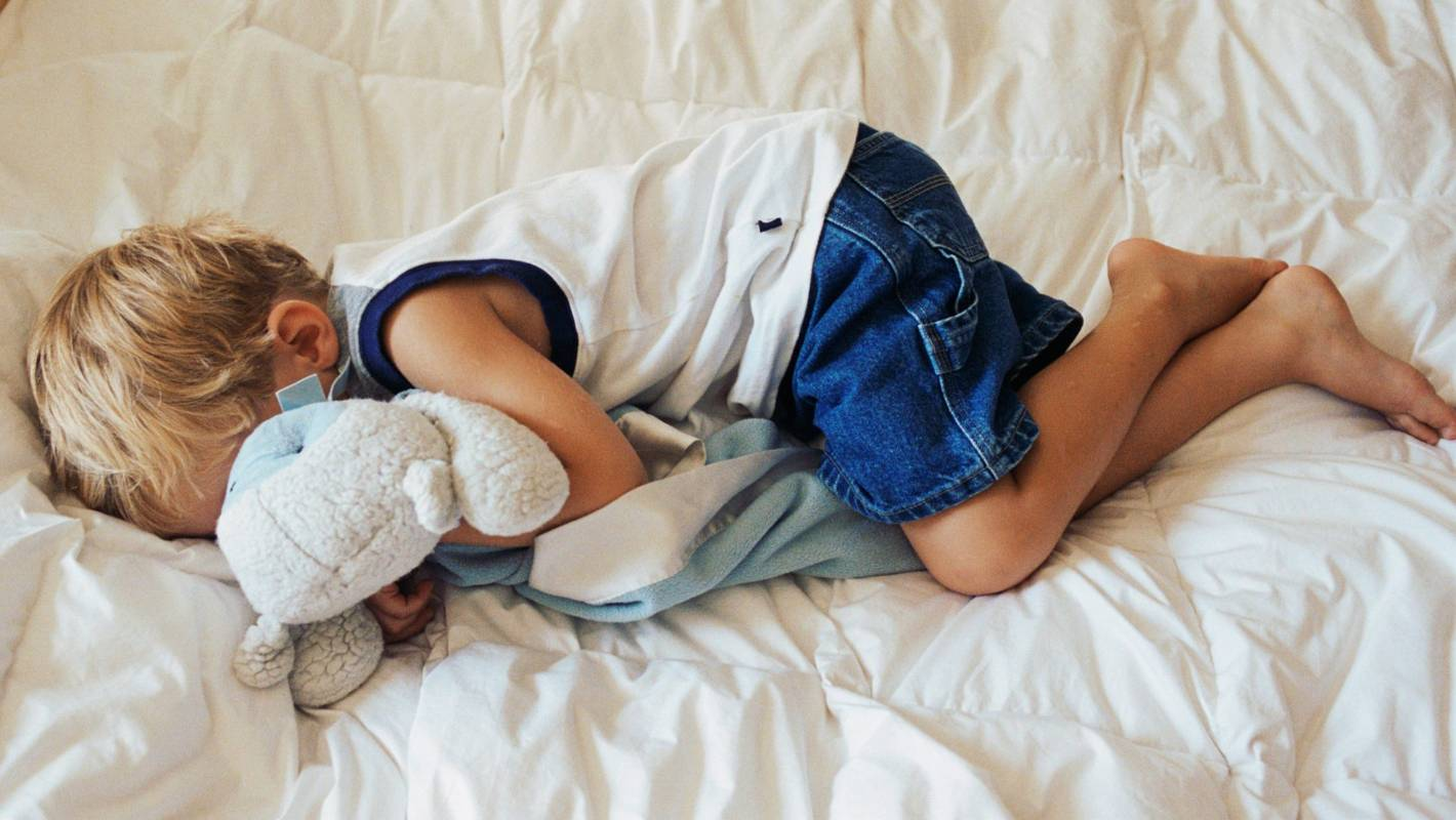 Why Do Children Wet The Bed And What Should Be Done About -2277