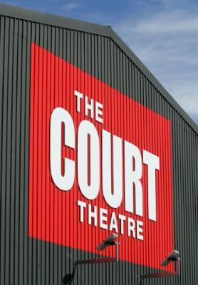 Court Theatre in Addington.
