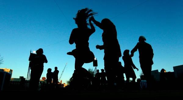 Gap Filler's Dance-O-Mat.
